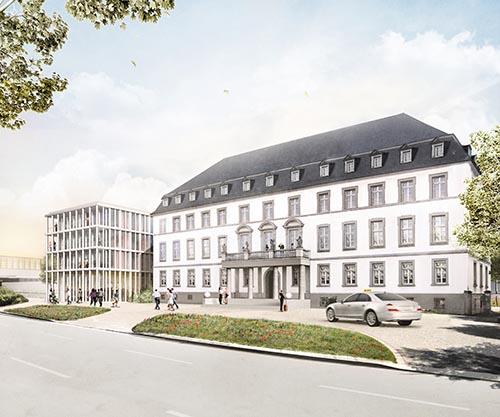 Haus Michel Trier: Wandel Lorch Architekten